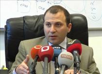 Gebran Bassil - Ministre de l'Energie et de l'Eau