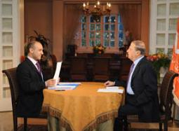 Aoun interview NTV