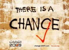 There is a Chance/Change