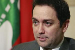 Ziad Baroud - ex-ministre de l'intérieur