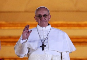 Le cardinal Jorge Mario Bergoglio - pape Francois 1er