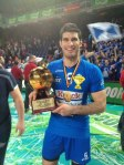 Alain Saade - Star Libanaise du Volley en Europe