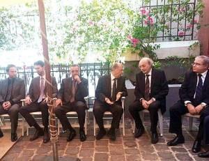 Aoun & Joumblatt - Clémenceau